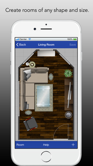 Rooms Pro - Create Room Layouts With Ease