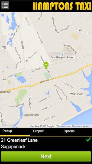 Hamptons Taxi