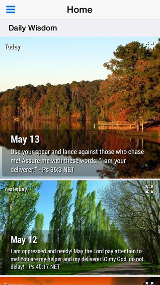 Daily Wisdom - Daily Devotional