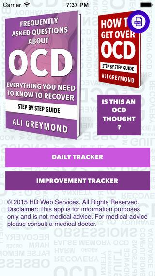 OCD FAQ