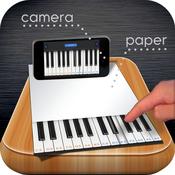 音乐软件 纸上弹钢琴 Paper Piano [iPhone]
