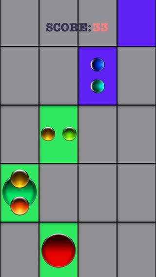 100 Tile Balls - make them sound piano !