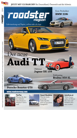 Roadster Magazin