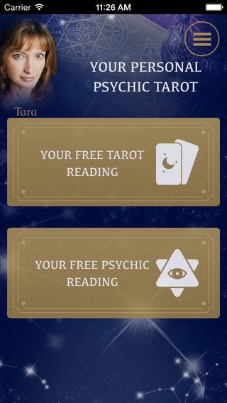 Tara Medium: Your Personal PSYCHIC TAROT