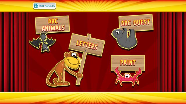 ABC Happy Animals 2