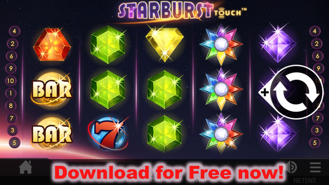 免費下載遊戲APP|Starburst slot machine 2015 - slot casino games from NetEnt rolls with diamonds and ruby app開箱文|APP開箱王