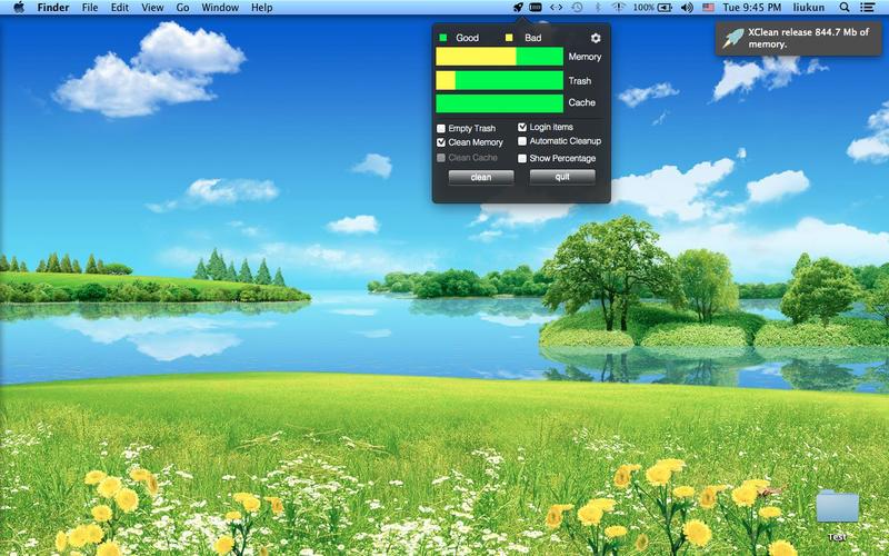 XClean - 内存提醒清理软件[OS X]丨反斗限免