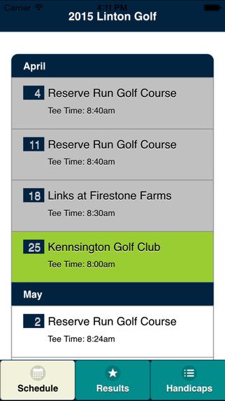 Linton Golf