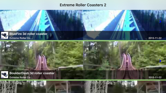 Extreme Roller Coaster Rides 2