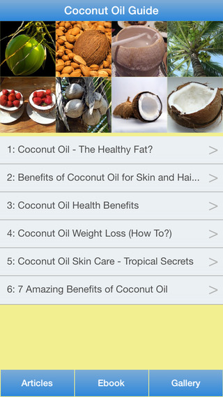 Coconut Oil Guide - All About Coconut Oil For Your Hair and Healthy
