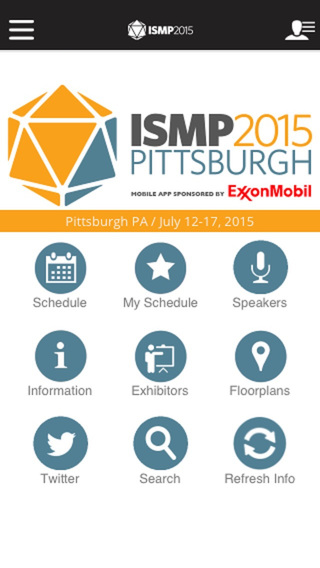 ISMP Conference