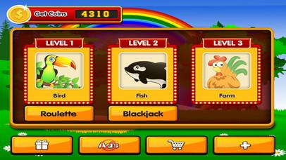 Screenshot 3 Слоты Ферма & Птицы Казино Поп игры в Лас-Вегасе слот машины видео бесплатно