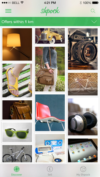 Shpock boot sale classifieds app for beautiful things