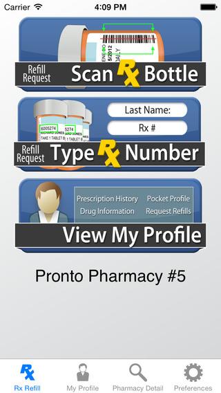 Pronto Pharmacy