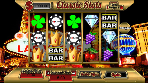 AAA Aace Classic Slots and Blackjack - 777 Edtion