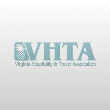 Virginia Hospitality & Travel Association Events LOGO-APP點子
