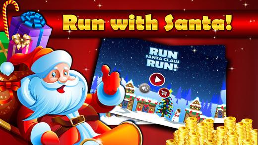 Run Santa Claus Run