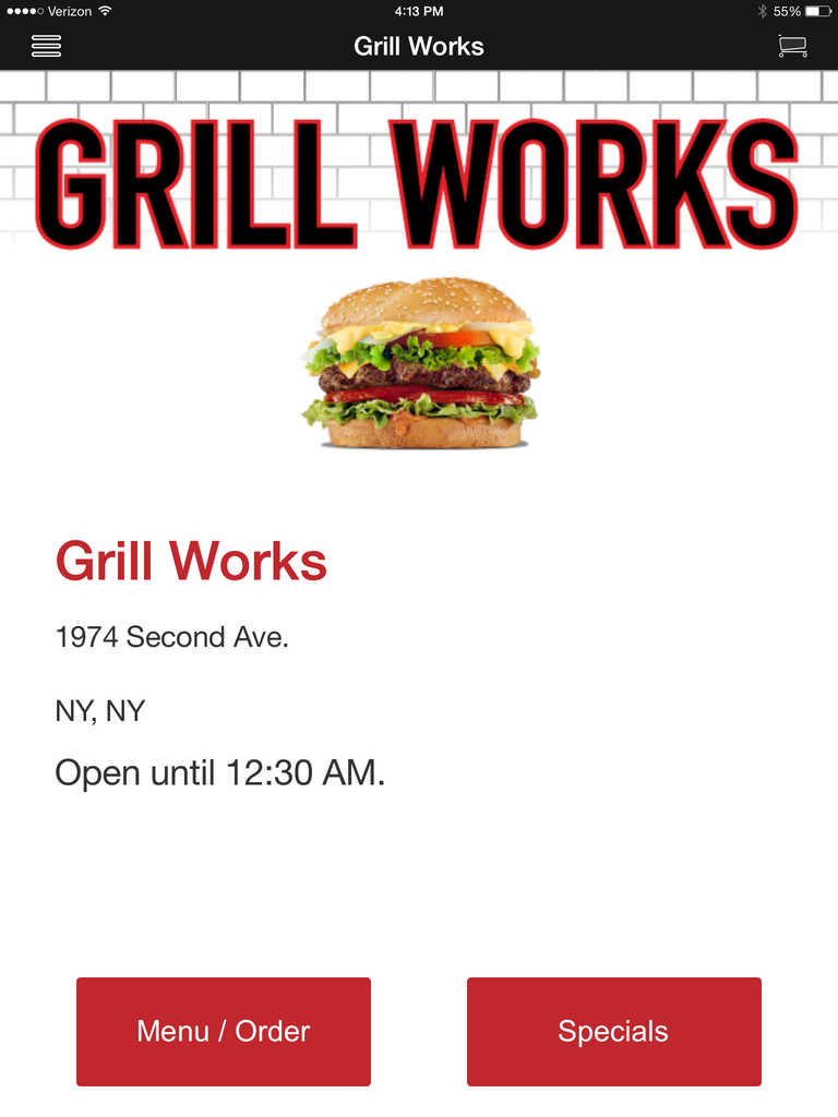 App Shopper: Grill Works (Food & Drink)