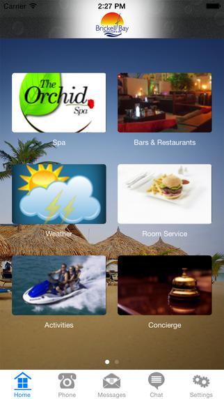 Brickell Bay Beach Club Spa UConnect