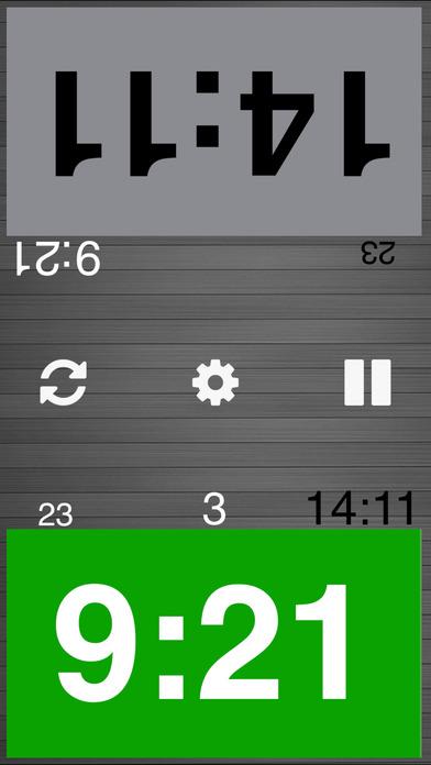 Merkmatics Chess Clock iPhone Screenshot 2
