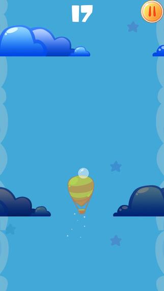 Balloon Sky Flight – Up To The Stars