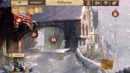 Merchants of Kaidan Screenshot