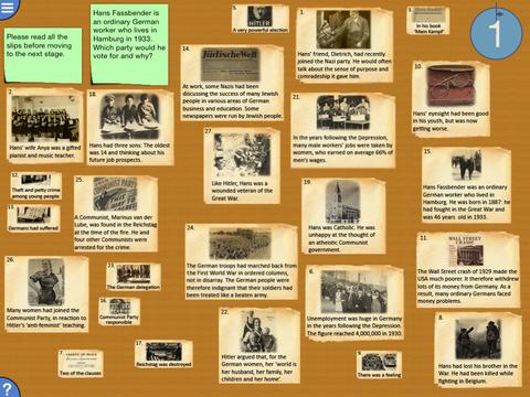 Digital Mysteries: 1933 German Election History