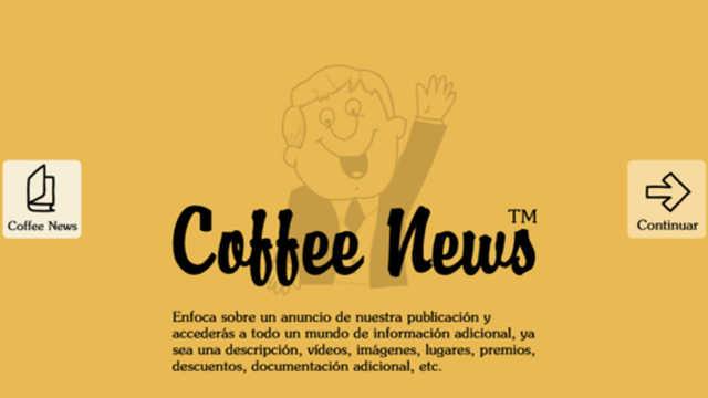CoffeeNews VSearch