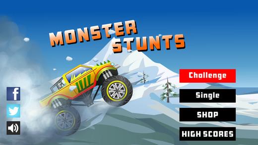 Monster Stunts Free