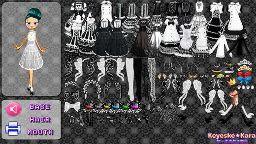 Gothic Lolita DressUp