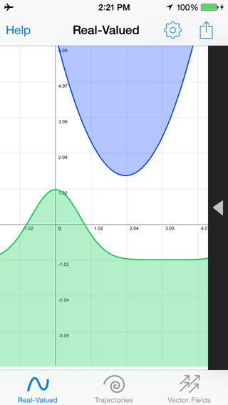 函数计算器:GraphMe: Graphing Calculator