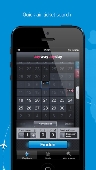 Anywayanyday – air tickets and hotels at best prices. Booking and buying air tickets from all air li