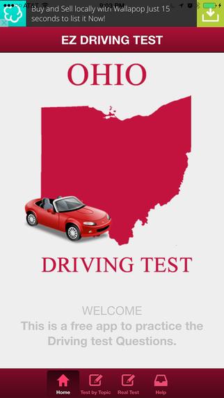 Ohio Basic Driving Test