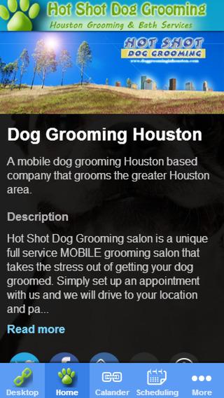 Hot Shot Dog Grooming Houston