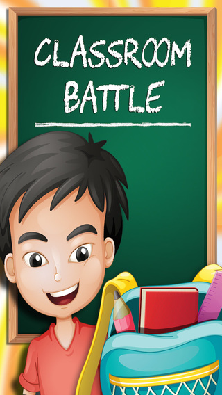 Classroom Siege: Students vs Teachers Showdown