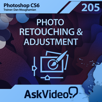 AV for Photoshop CS6 205 - Photo Retouching and Adjustment LOGO-APP點子