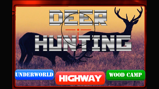Whitetail Buck Hunter Adventure