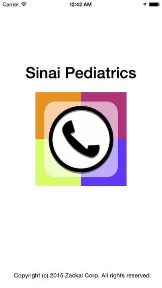 Sinai Pediatrics