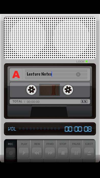 Tapes iPhone Screenshot 2