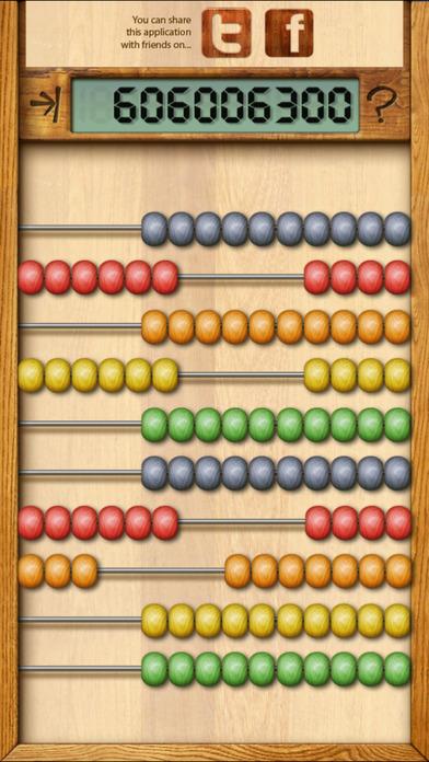 Digital Abacus iPhone Screenshot 2