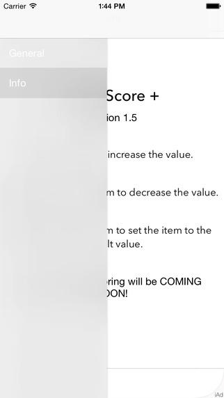 KeepScore+