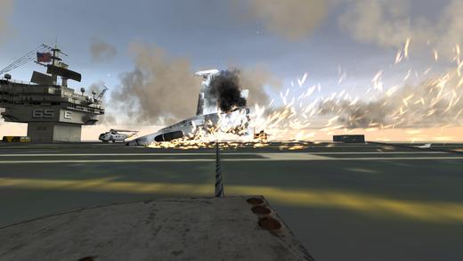 F18 Pilot Simulator Screenshot