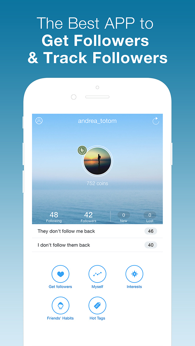 how to make an instagram follow app