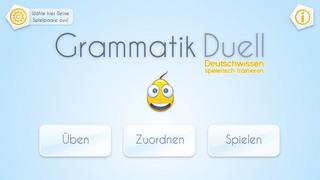 Grammatik Duell - Deutschwissen spielerisch trainieren