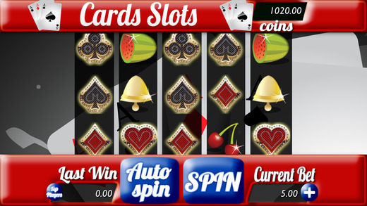 About Cards Slots - Fruits Jewels Gold - The $lots Game