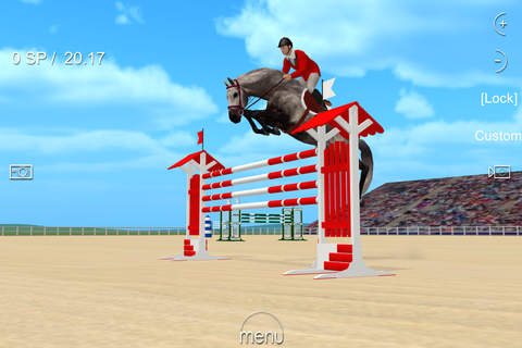 Show Jumping Horses Jumpy Horse Show Jumping