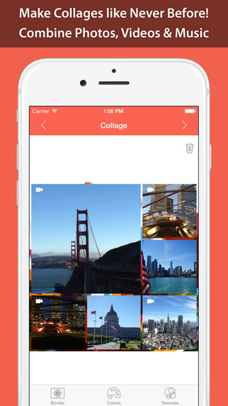 PhotoVideoCollage — Video Pic Collage Maker