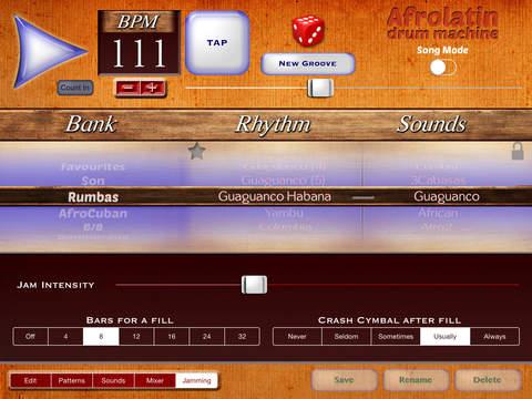 玩免費音樂APP|下載Afro Latin Drum Machine 2 app不用錢|硬是要APP