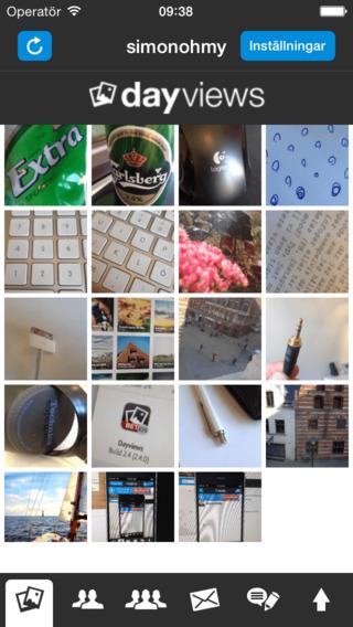 Myphotodiary iPhone Screenshot 1