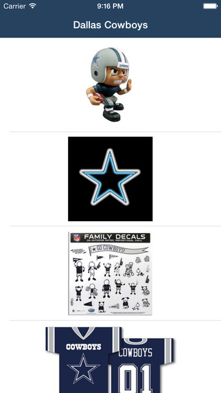 FanGear for Dallas Football - Shop Cowboys Apparel